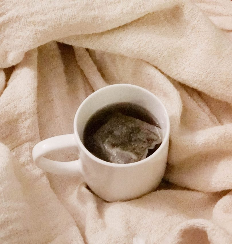Our Fall Night Routine With Sleepy Time Tea