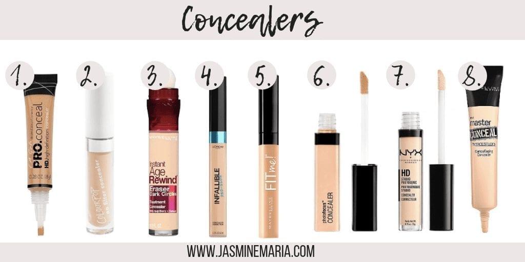 Best Makeup Under $20