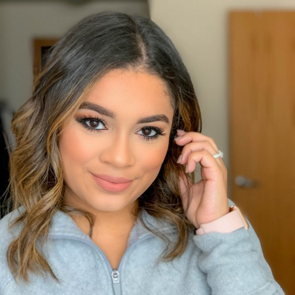 Thanksgiving Day Makeup Look