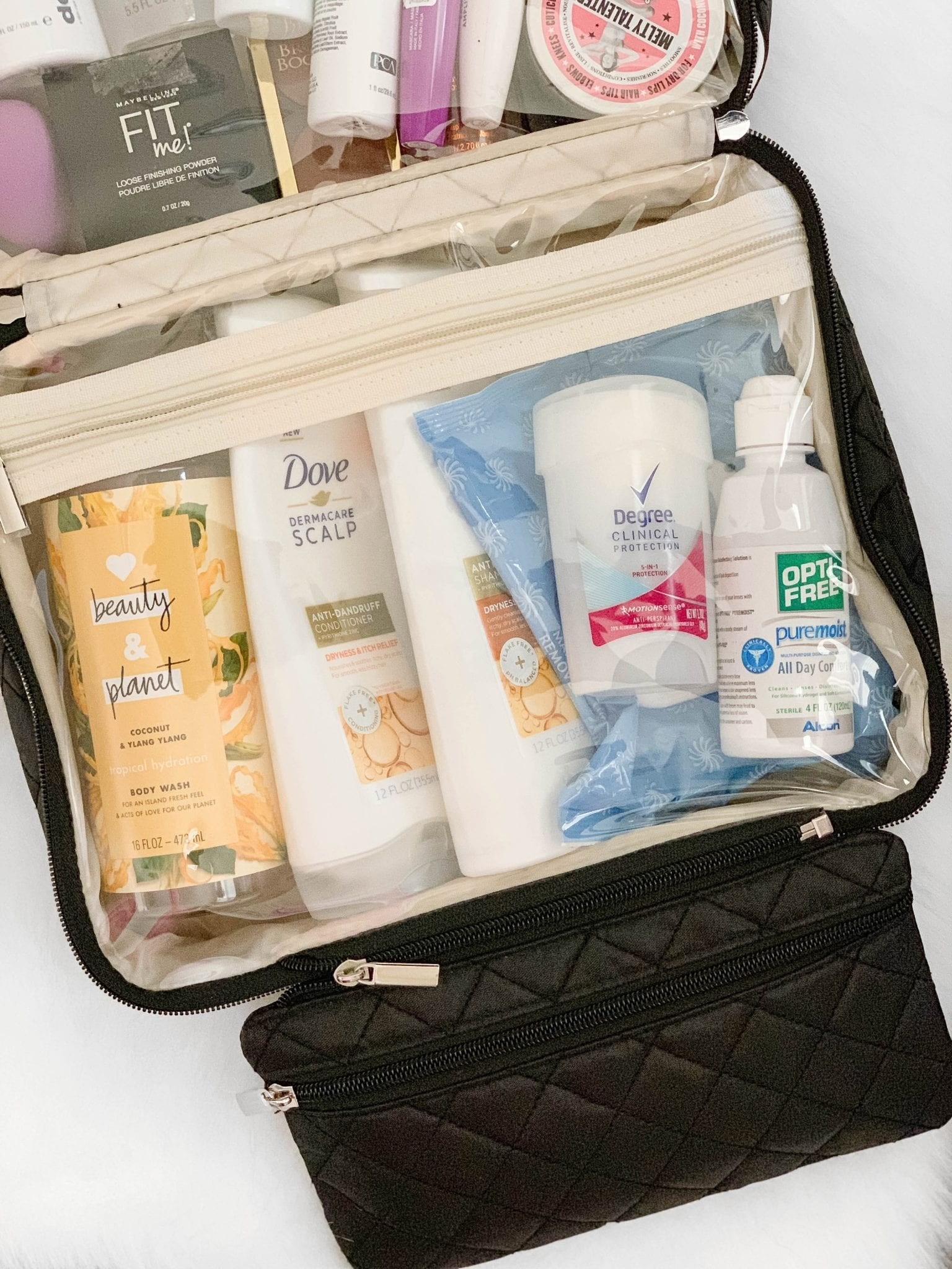 Must-Have Cosmetic & Toiletry Bags for Traveling