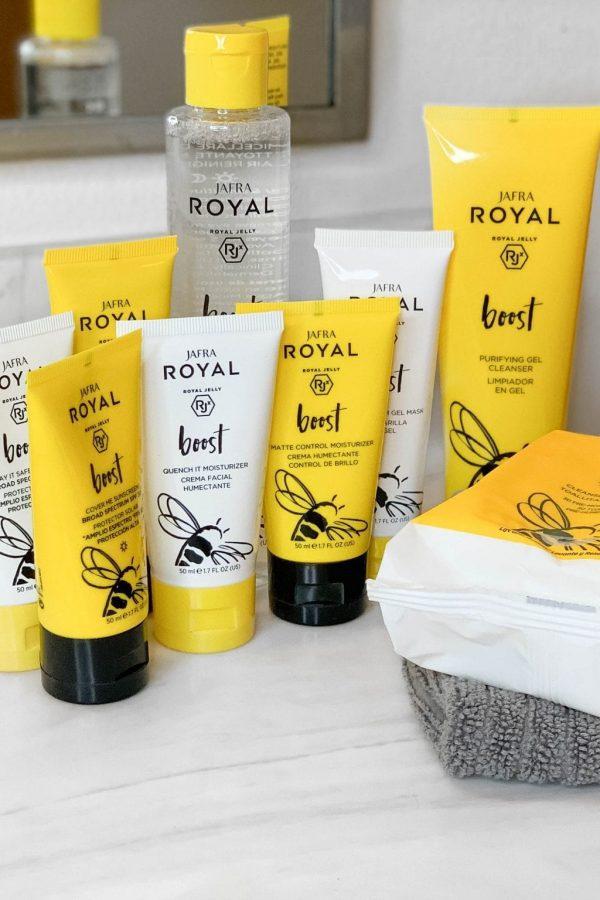 Jafra Cosmetics Royal Boost