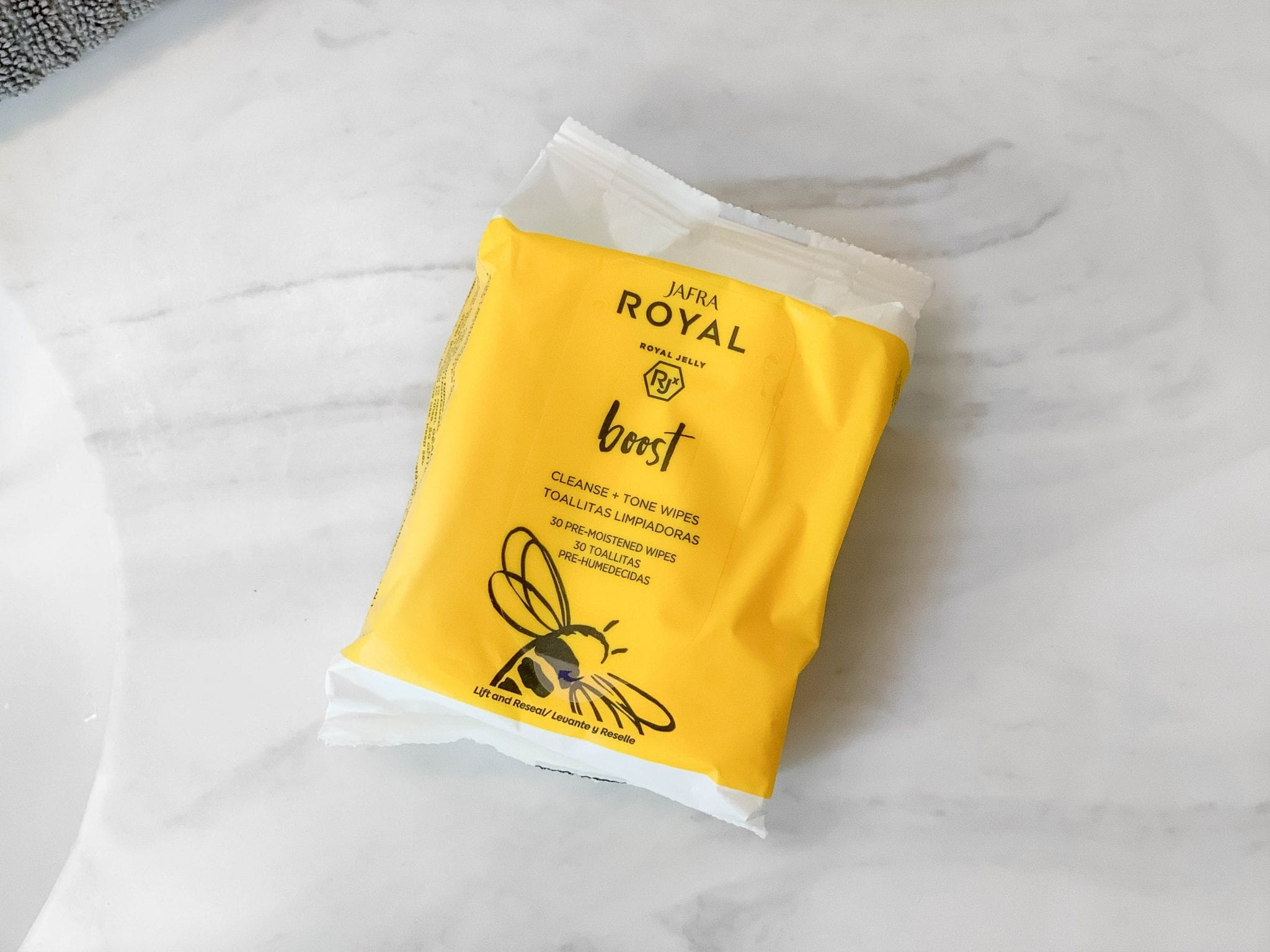 Jafra Cosmetics Royal Boost