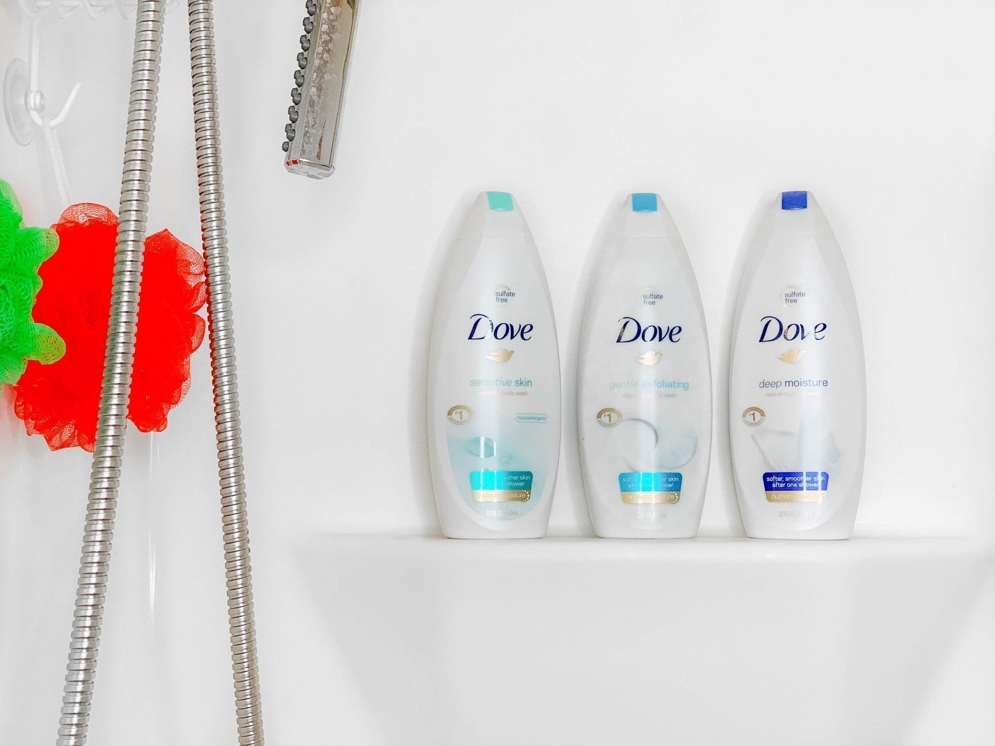 Why We Use Dove Body Wash at Home