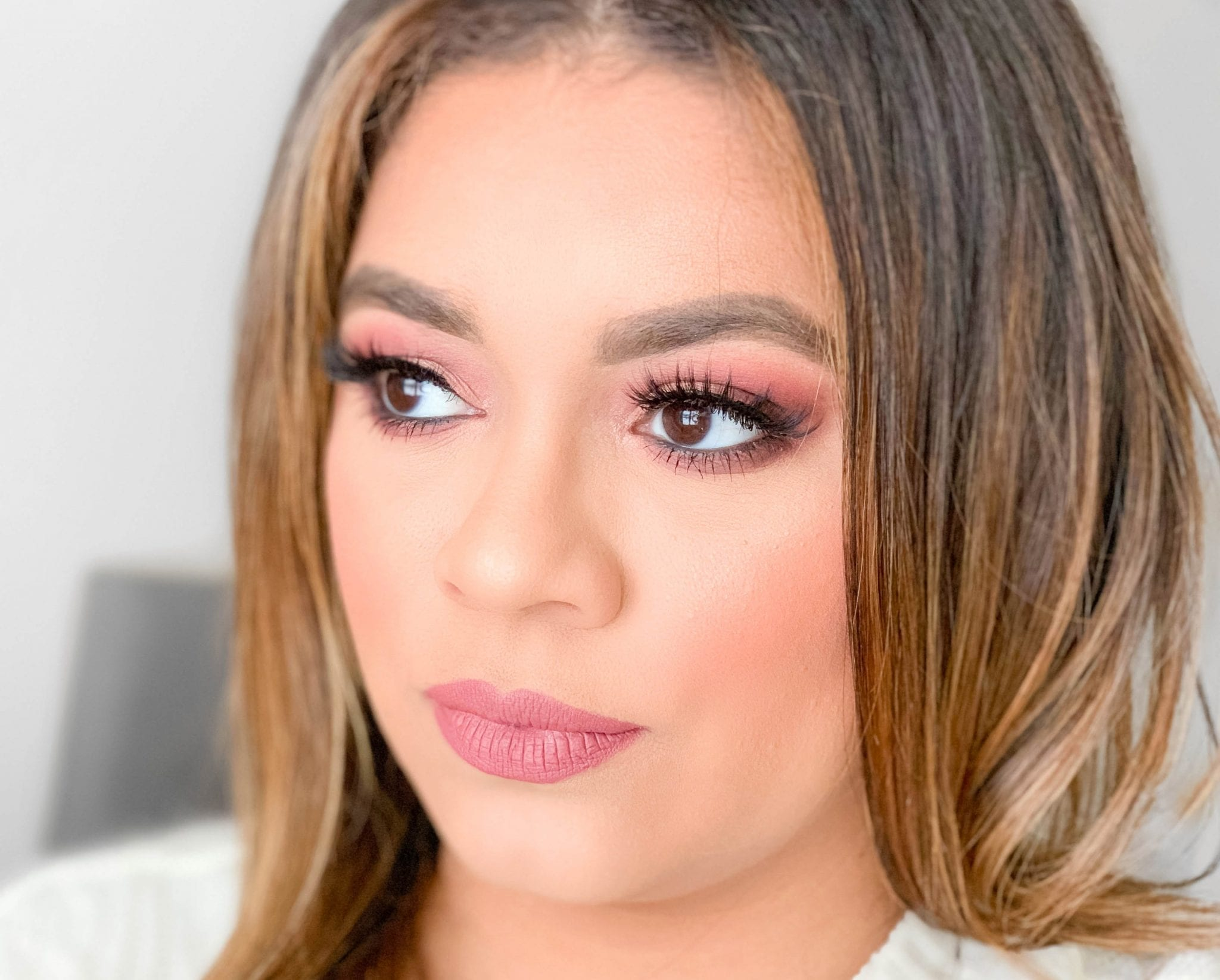 Flirty Valentine's Day Makeup Look