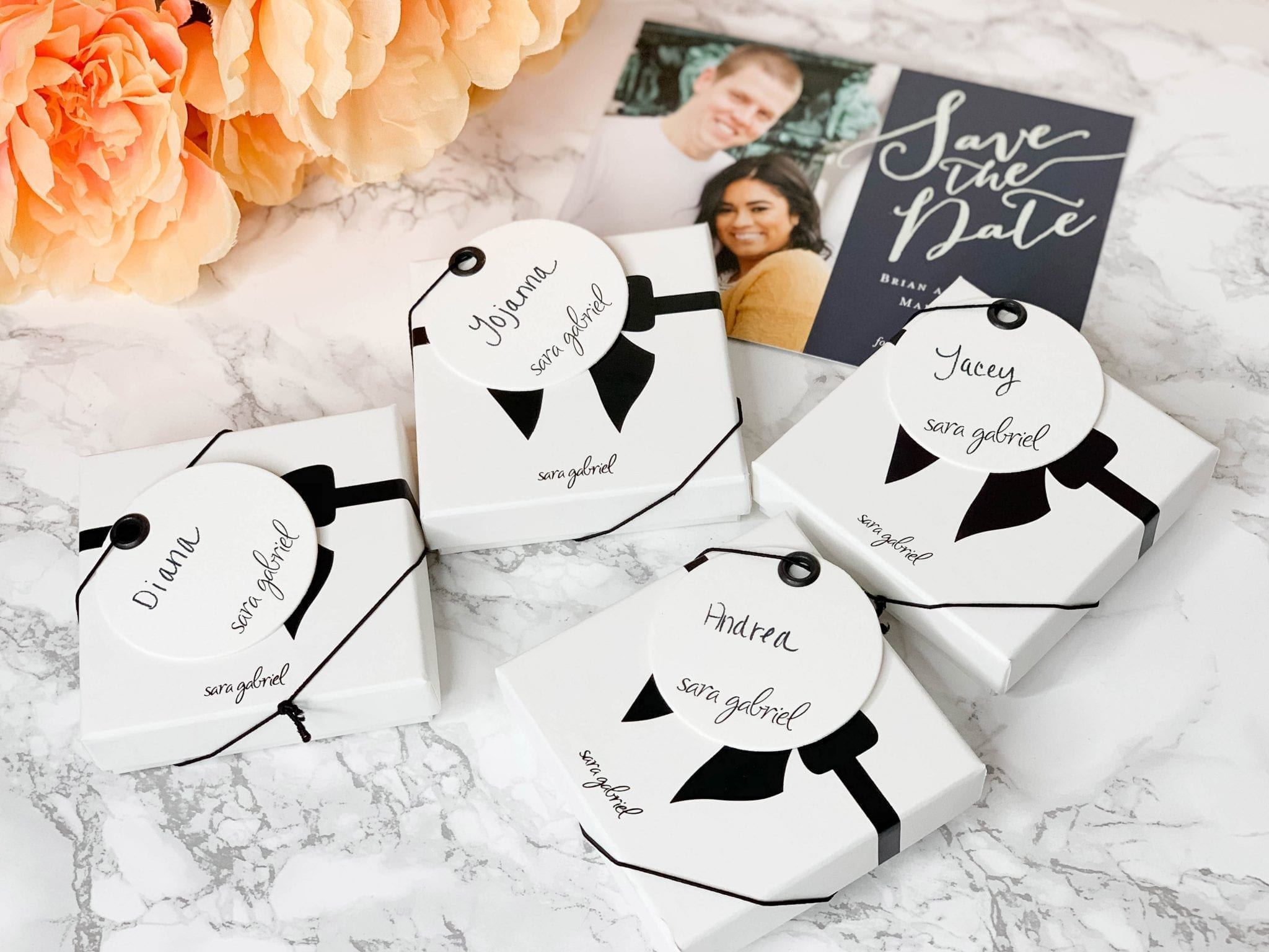 Bridal Accessories with Sara Gabriel