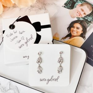 Bridal Jewelry with Sara Gabriel