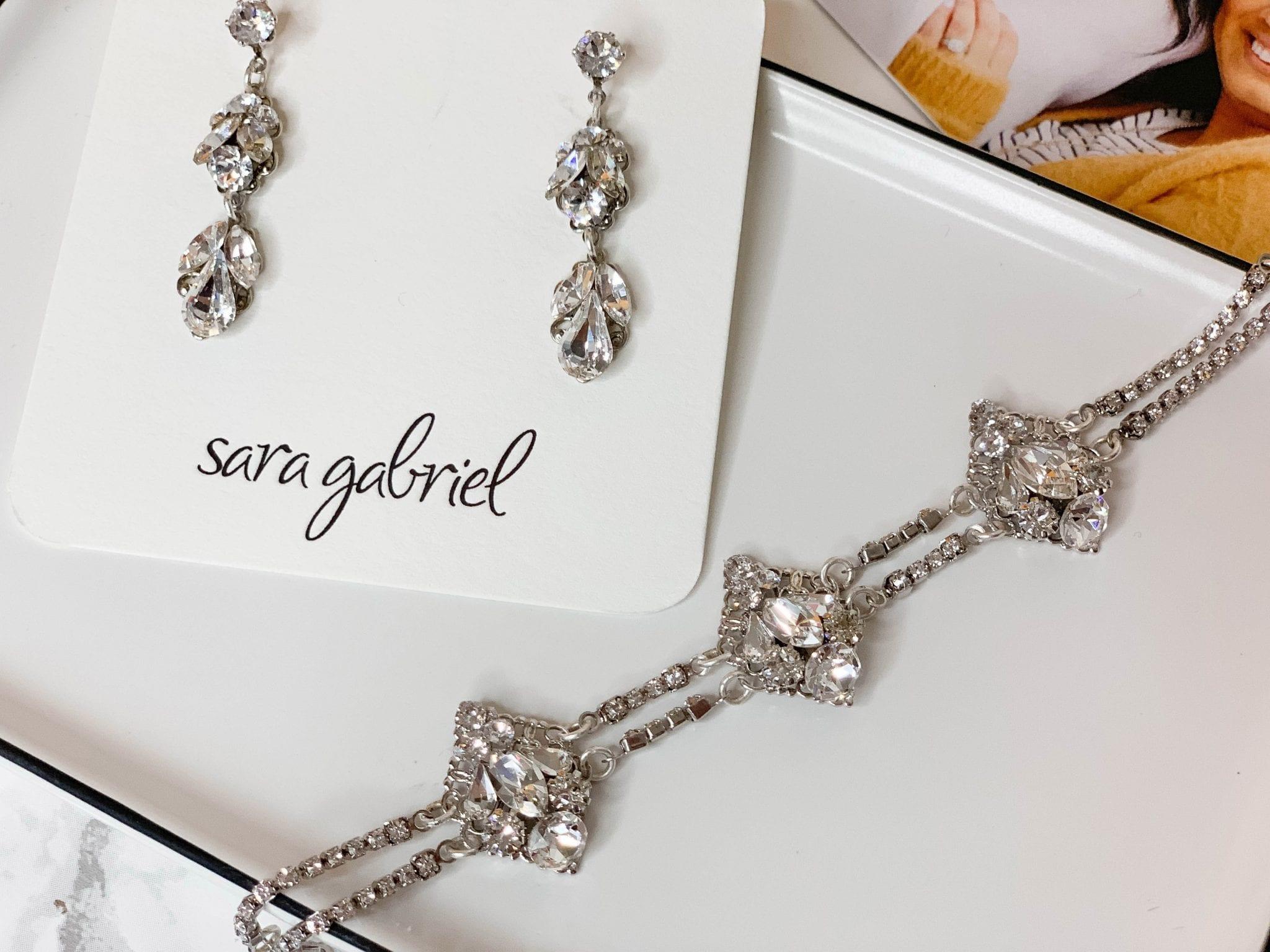 Bridal Jewelry with Sara Gabriel