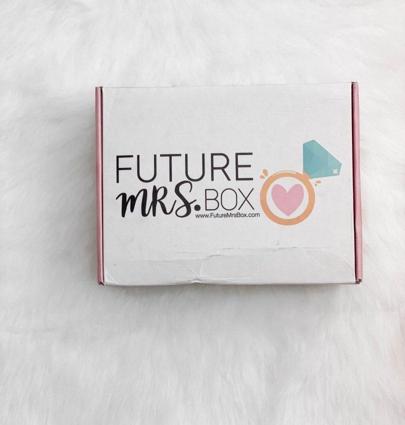 Wedding Wednesday: Future Mrs Box
