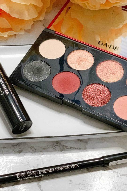 Sparkly Valentine's Day Makeup with Ga-De Glamhour