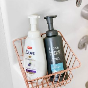 Spring Self-Care with Dove Shower Foam