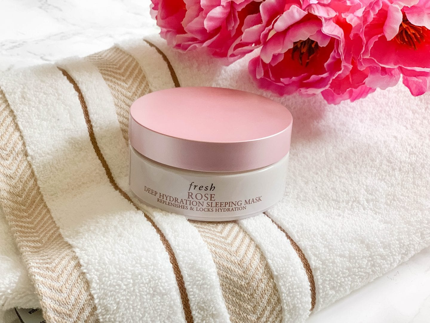 Fresh Rose Deep Hydration Sleeping Mask