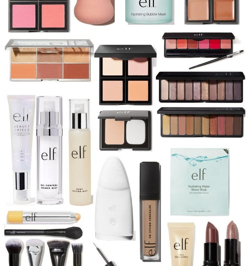 The Best of e.l.f. Cosmetics