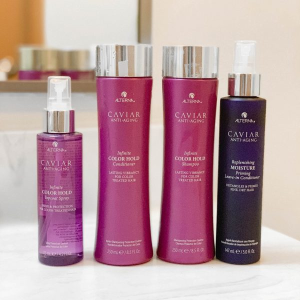 Alterna Caviar Hair Products