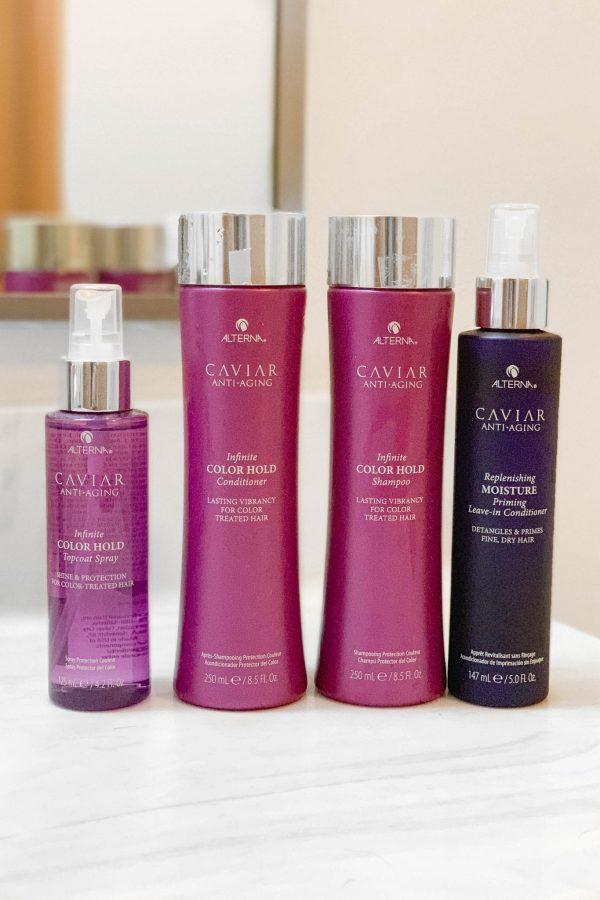 Alterna Caviar Hair Products