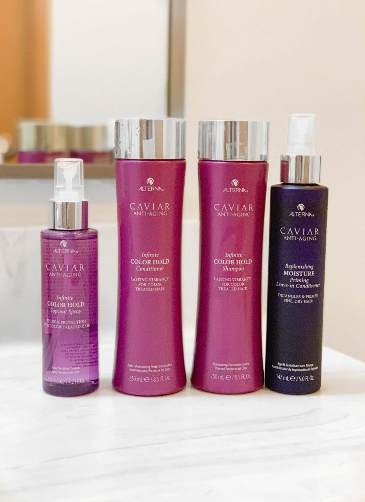 Review   Alterna Caviar Hair Products