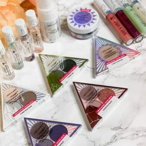 Wet n Wild Beauty Crystal Cavern Collection
