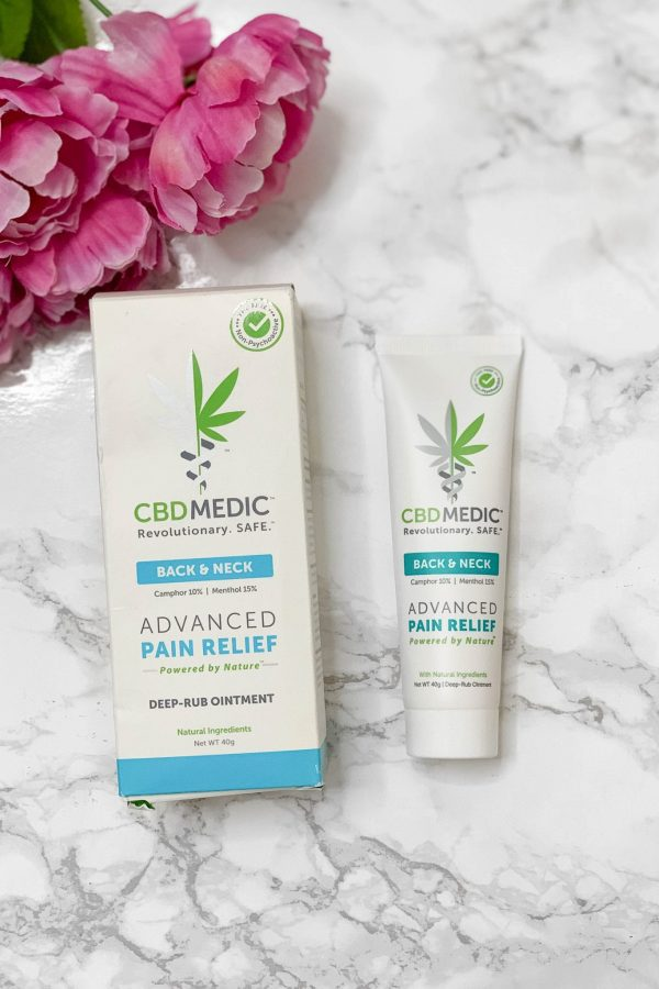 Pain Relief with CBDMEDIC