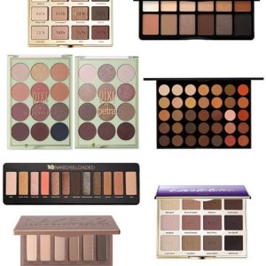 10 Neutral Eyeshadow You Should Own