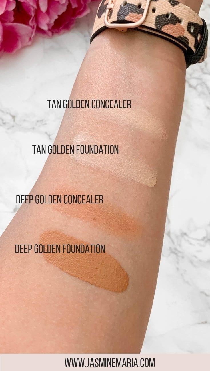 AmazingCosmetics Smooth Crème Concealer & Foundation