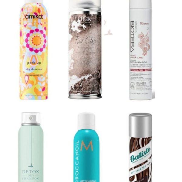 6 Best Dry Shampoo for Brunettes