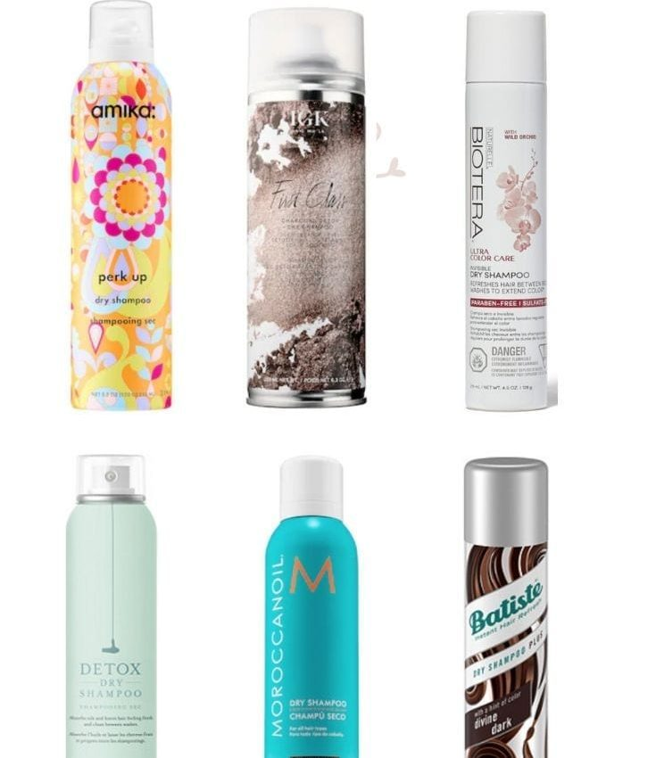 6 Best Dry Shampoo for Brunettes