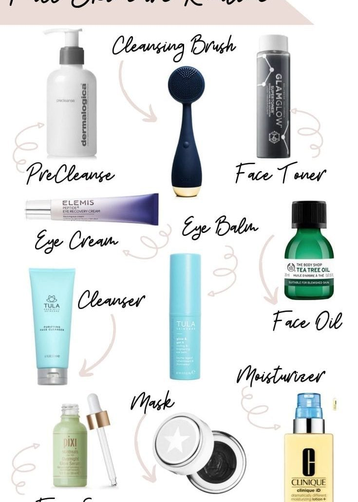 Fall Skincare Routine [Updated]