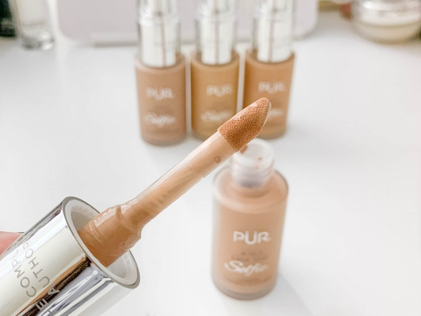 PUR Cosmetics 4-in-1 Foundation Review