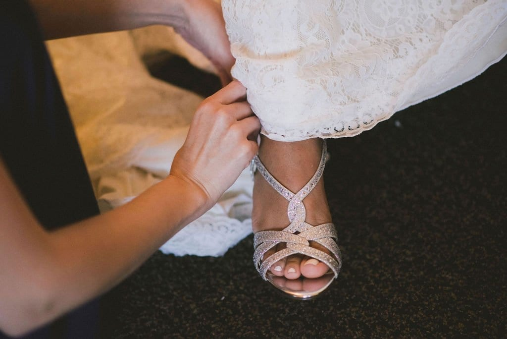 Wedding Hair Makeup & Dress Details