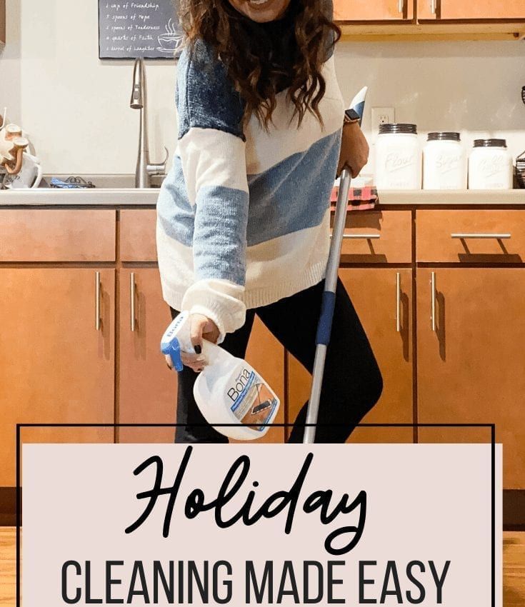 Holiday Cleaning Made Easy with Bona