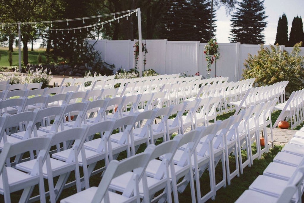 Wedding Ceremony & Reception Details