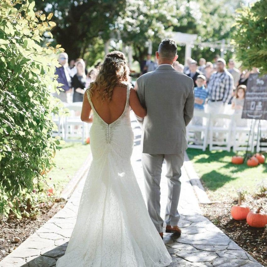 Wedding Ceremony & Reception Details