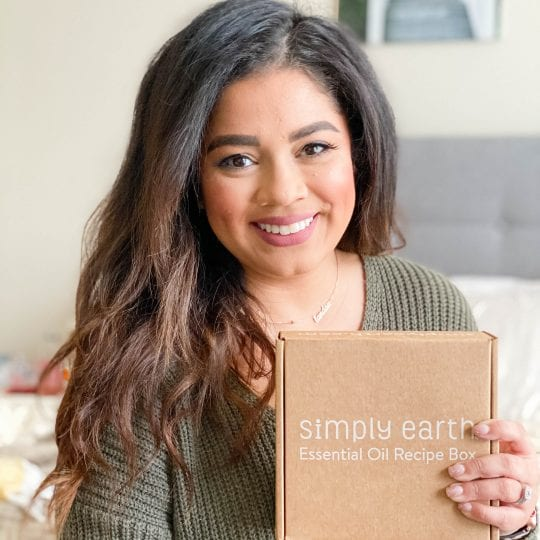 Simply Earth January Recipe Box
