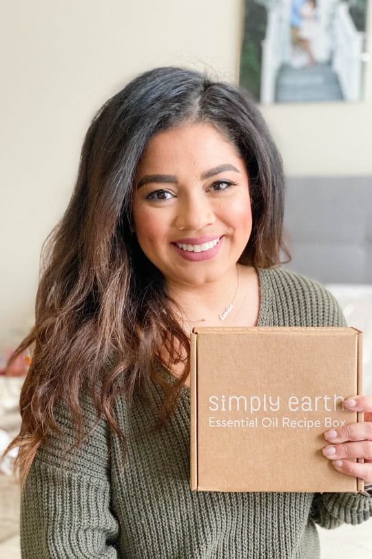 Simply Earth January Recipe Box