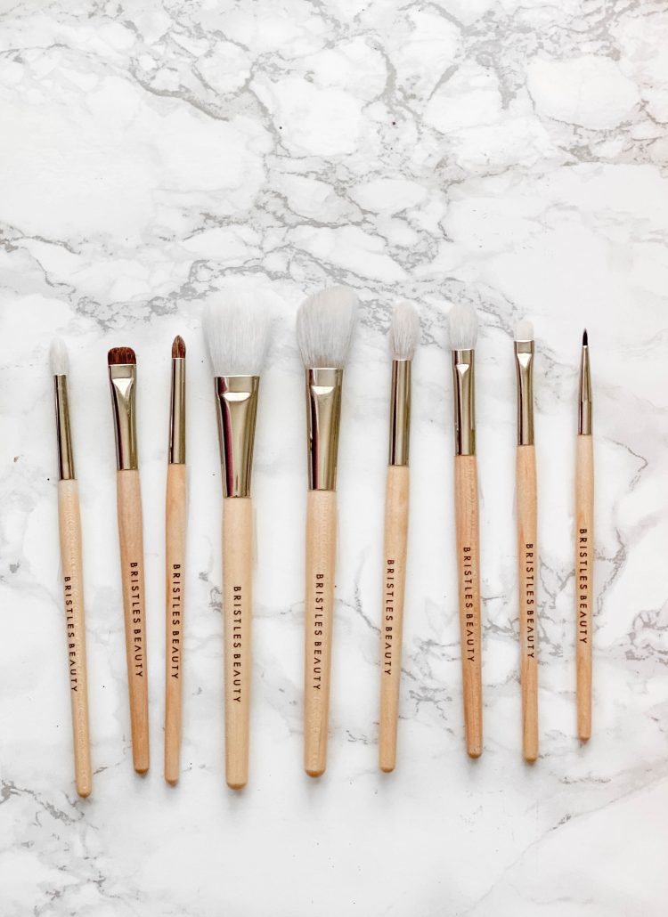Bristles Beauty Makeup Brushes