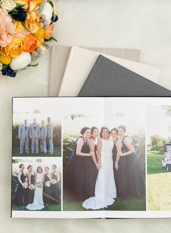 MPix Wedding Photo Book Albums
