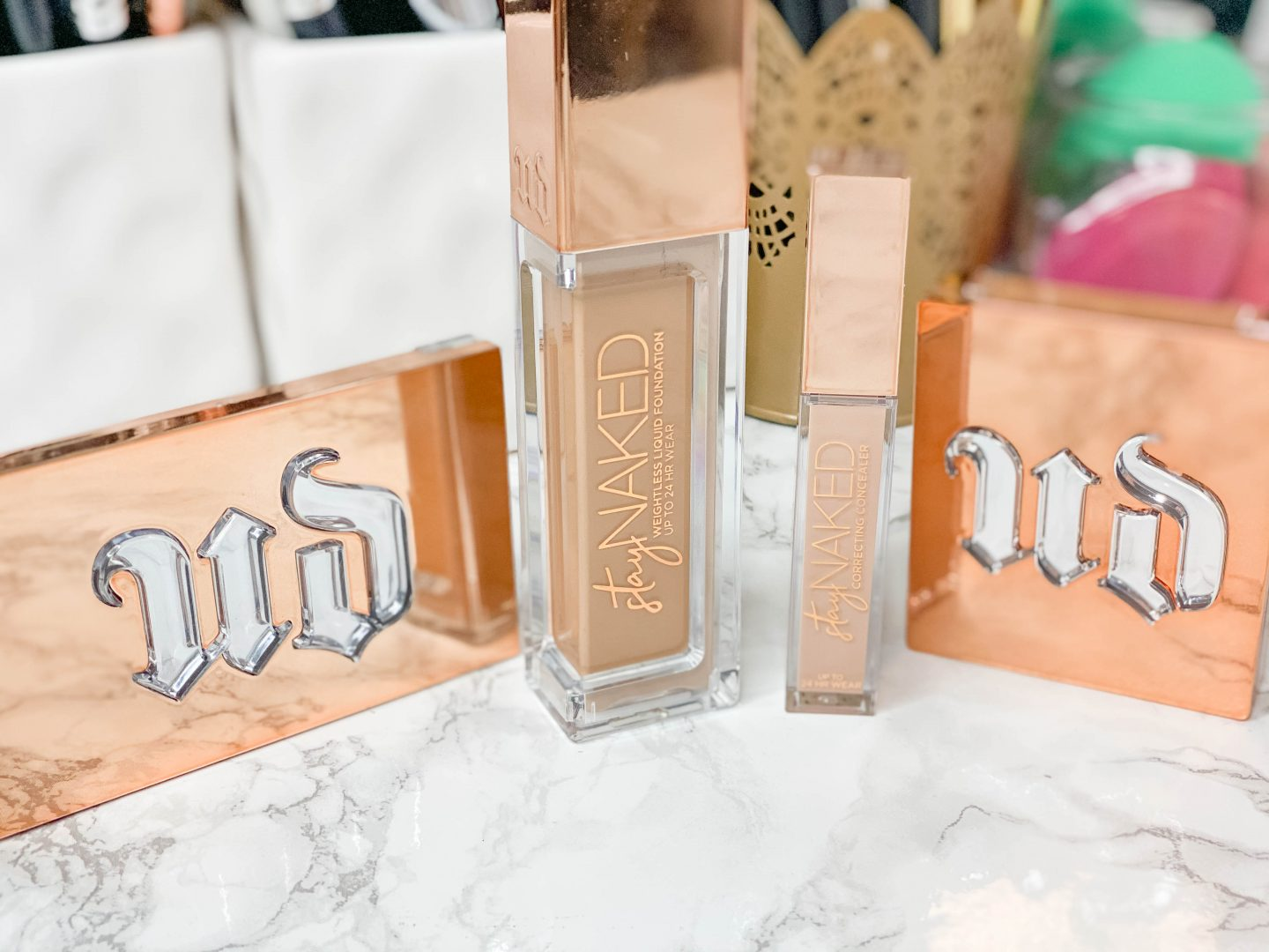 Urban Decay Stay Naked Review - Jasmine Maria