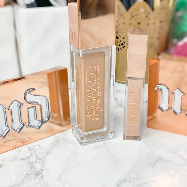 Urban Decay Stay Naked Review