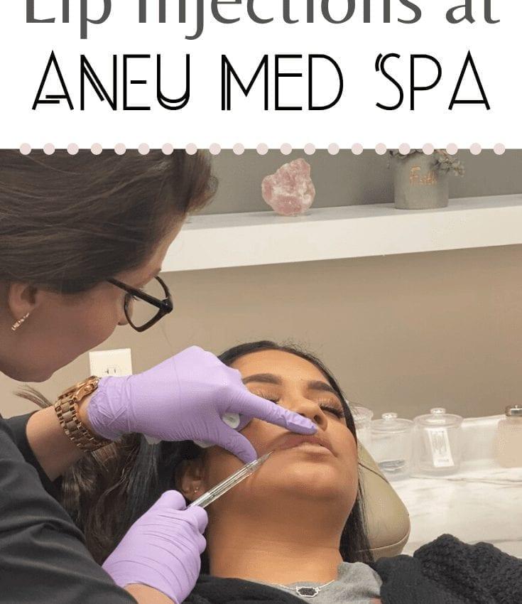 Lip Injections at ANEU Med Spa