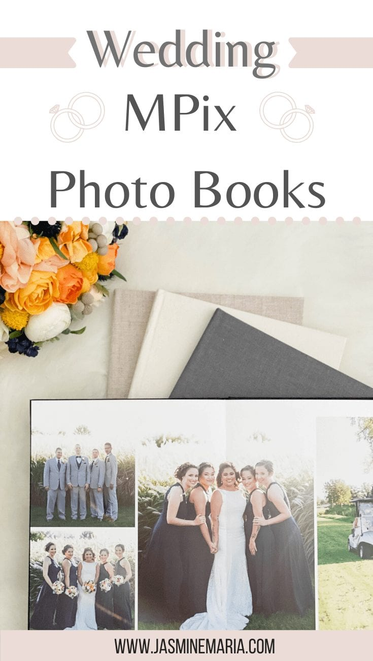 MPix Wedding Photo Book Albums