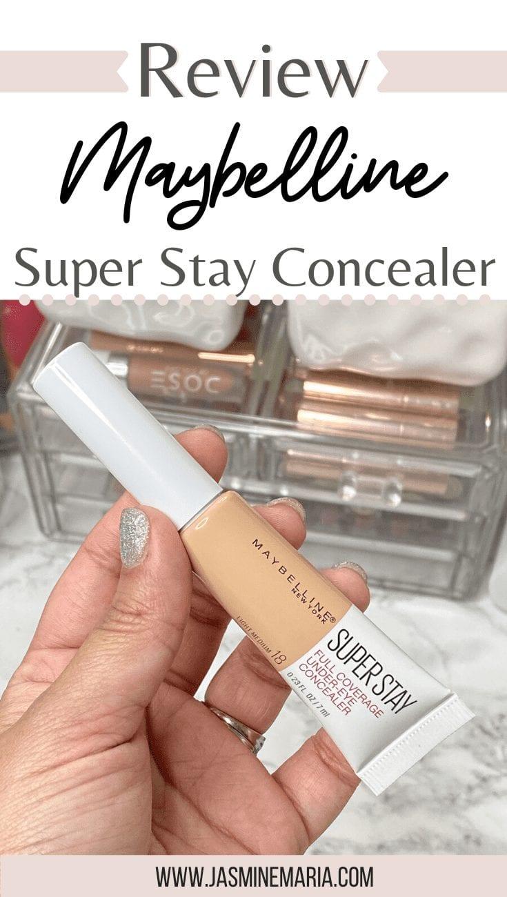 Maybelline Super Stay Full Coverage Concealer