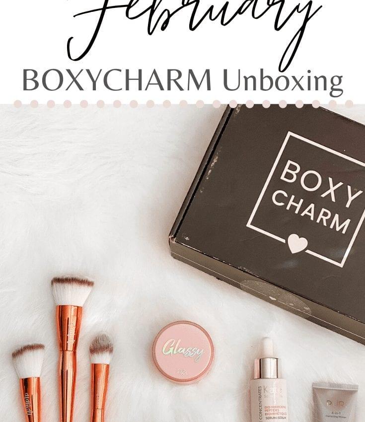 february boxycharm