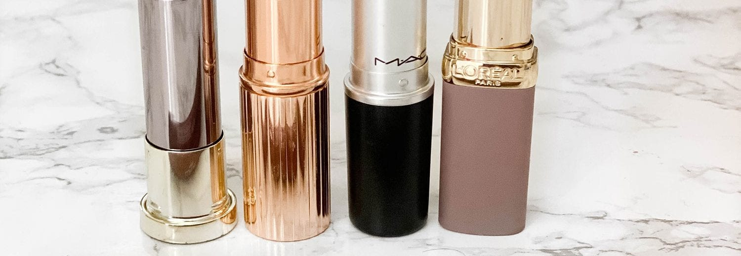 5 Best Nude Lipsticks