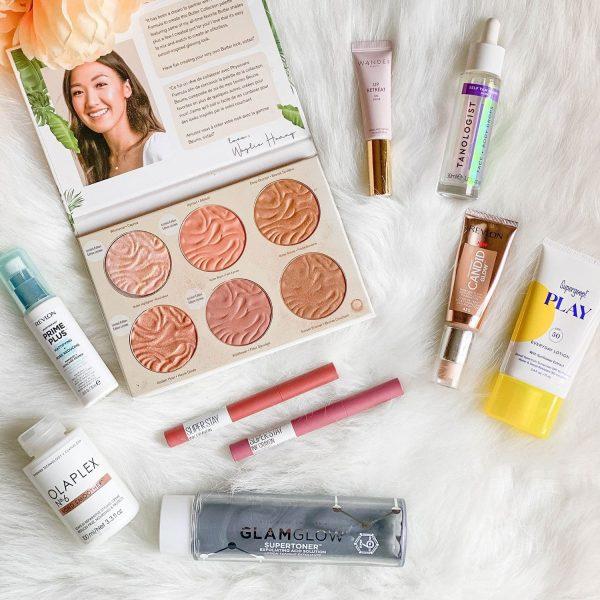 9 Beauty Items I Will Be Using This Season