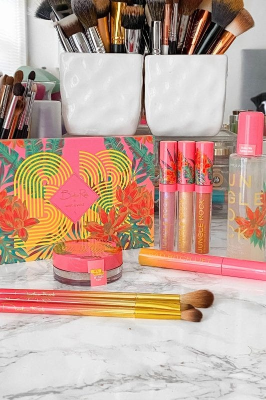 Wet'n Wild x Bretman Rock Jungle Collection