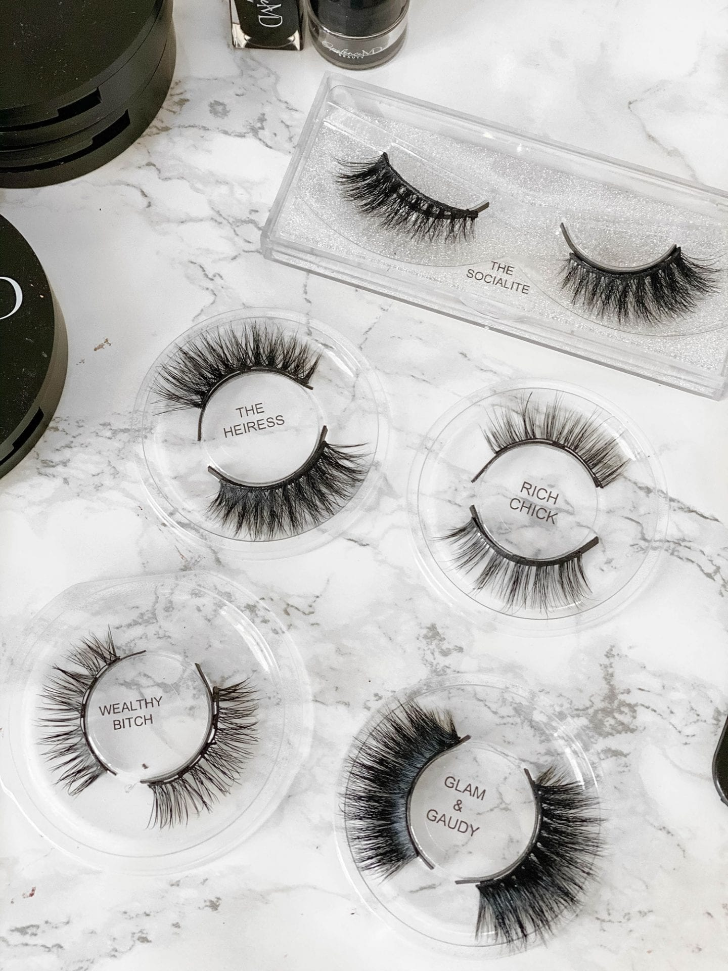 Opuelence MD Beauty Magnetic Lashes