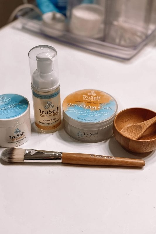 TruSelf Organics Clear Skin Kit