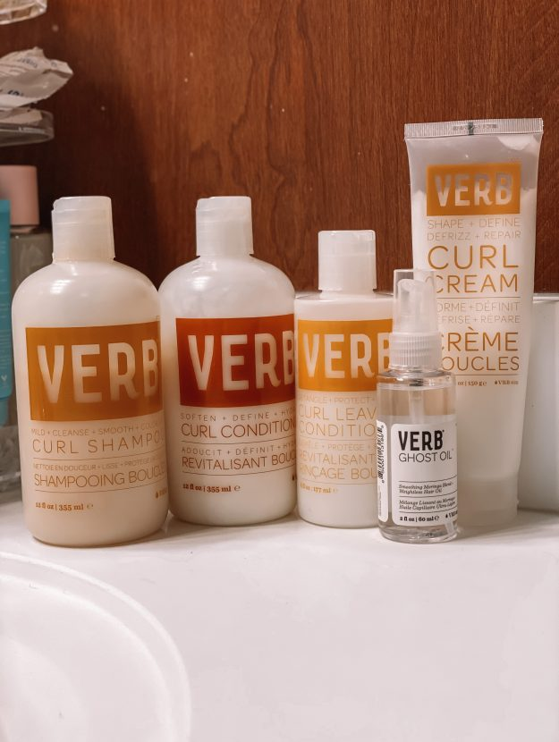 Verb Hair Products Review
