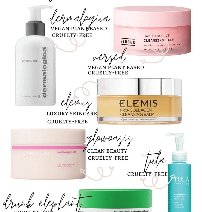 Best Oil Cleansers to Remove Makeup