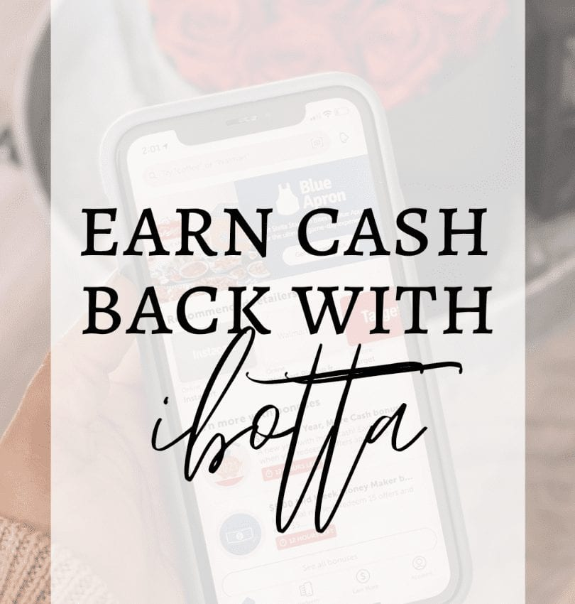 Earn Cashback with Ibotta