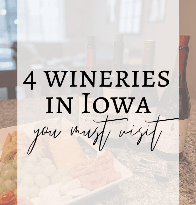 Wineries in Iowa to Visit